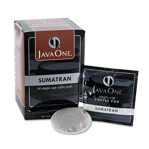 Single Cup Coffee Pods Sumatra Mandheling 14 Podsbox