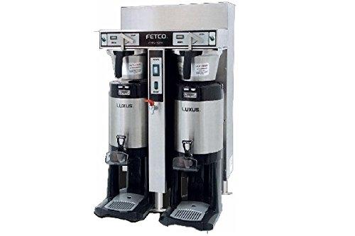 Fetco Dual 20 Gallon Thermal Coffee Brewer Ip44-52H-20-C53226