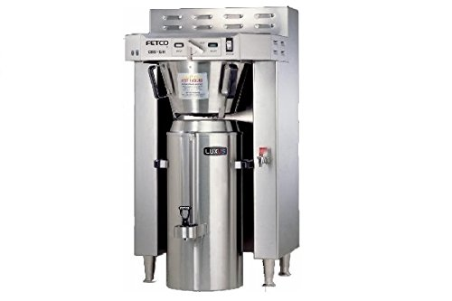 Fetco Single 30 Gallon Thermal Coffee Brewer Cbs-61H-C61016