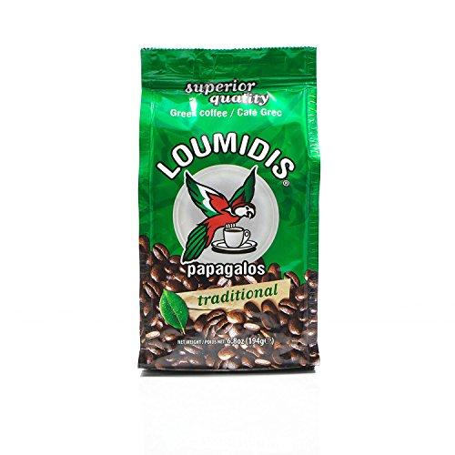 NEW Papagalos Loumidis Traditional Superior Greek Coffee 68 Oz
