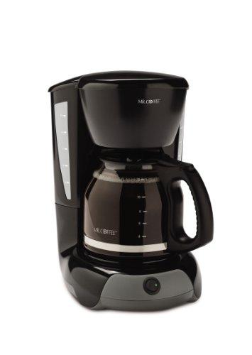 Mr Coffee 12-Cup Switch Coffee Maker Black