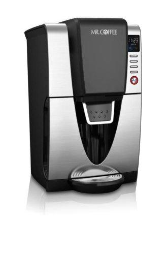 Mr Coffee BVMC-ZH1 Power Serve 12-Cup Coffeemaker Stainless Steel