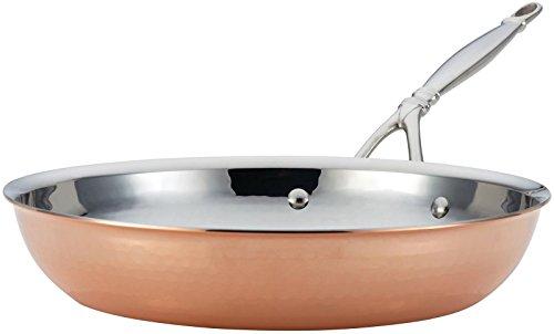 Ruffoni Opus Cupra 10-14-Inch Frying Pan Copper
