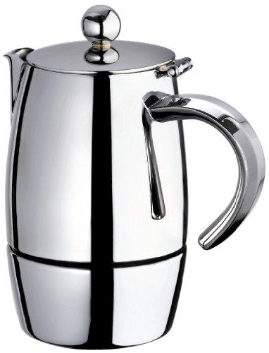 Cuisinox COF-L3 Liberta 3-Cup Espresso Coffeemaker