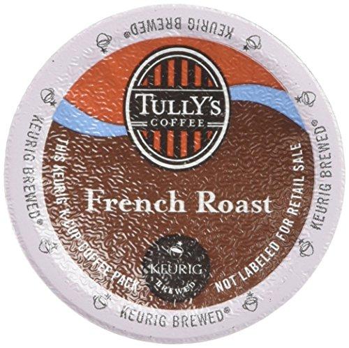 Keurig Tullys French Roast K-Cup Packs 24 Count