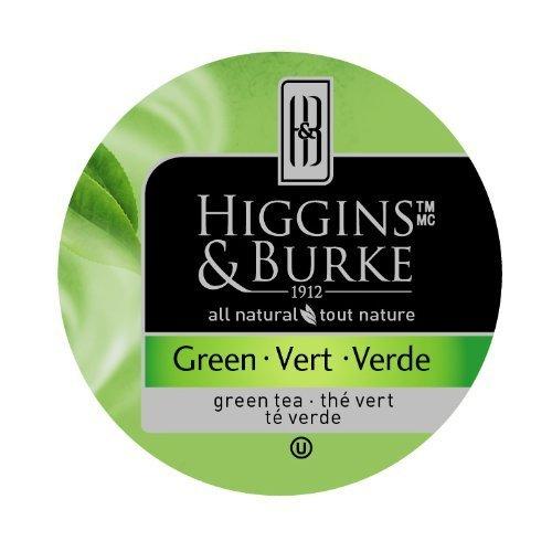 Higgins Burke Specialty Tea Green Tea K-Cup Portion Pack for Keurig Brewers 96 Count