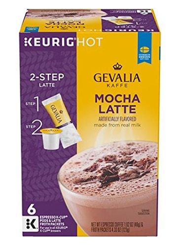 Gevalia Mocha Latte K-Cups - 3 Pack