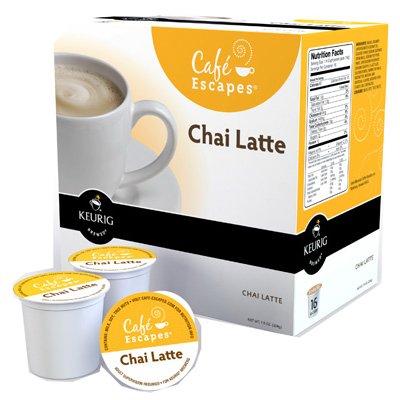 Keurig Chai Latte K Cup 18 count