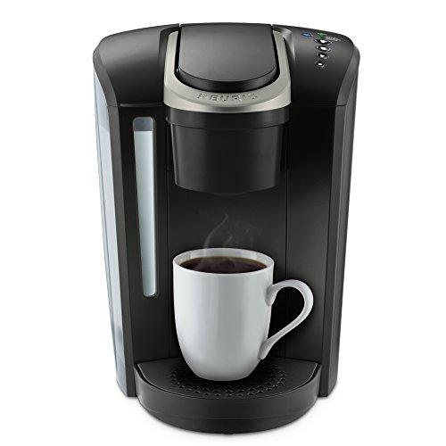 Keurig K-Select Coffee Maker Single-Serve K-Cup Pod Coffee Machine Matte Black