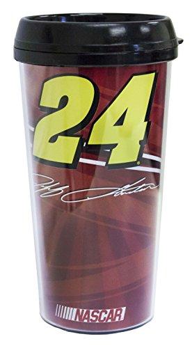 Jeff Gordon 24 Insulated Coffee Tumbler