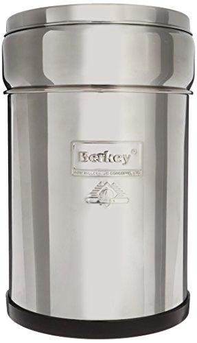 Berkey BK4x2-CF Big Berkey 225 Gal Stainless Steel Water Filter with 9 Ceramic Filters