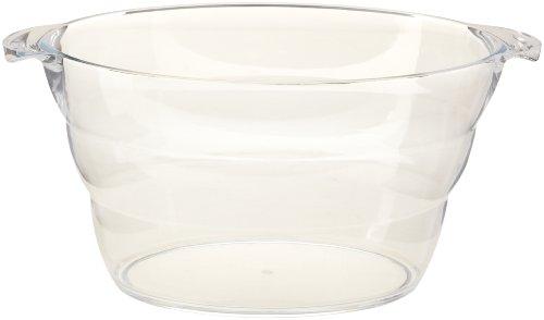 Prodyne AB-16 Acrylic Wine Party Tub Clear