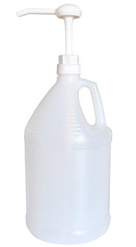 Gallon Jug with Pump  Woozy Bottle Filler