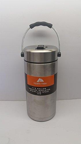 Ozark Trail 12 Gallon Vacuum Insulated Stainless Steel Tumbler Jug