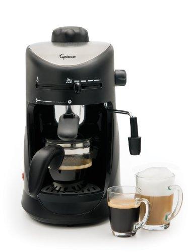 Capresso 30301 4-Cup Espresso and Cappuccino Machine