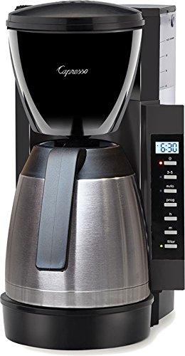 Capresso CM 300 Stainless Steel Thermal Coffeemaker 475 05