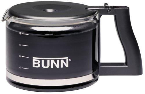 BUNN NCD 10-Cup Black Coffee Decanter