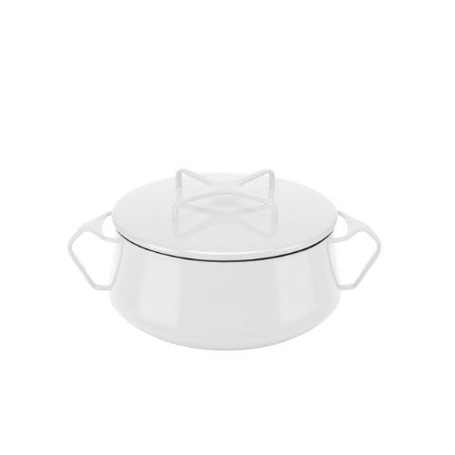 Dansk Kobenstyle Casserole 2-Quart White