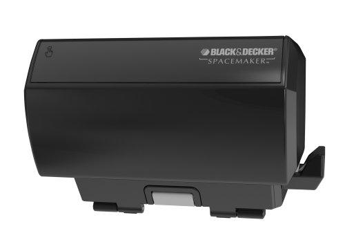 Black & Decker Co100b Spacemaker Traditional Multi-purpose Can Opener, Black