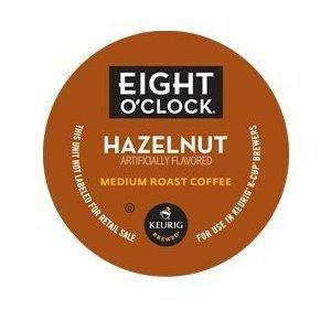 Eight OClock Coffee Hazelnut Blend K-Cups - 120 Count Box