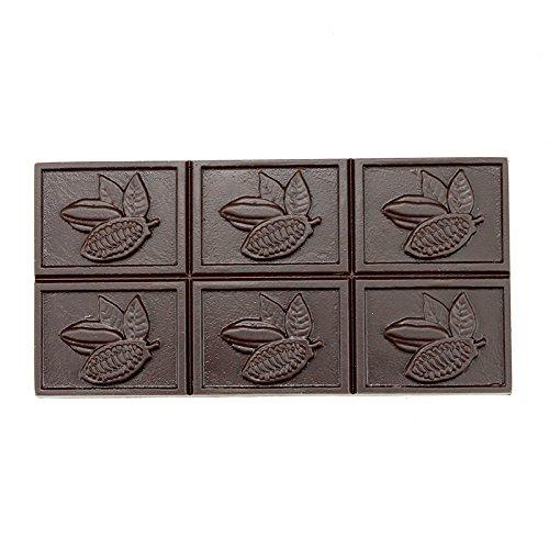 Polycarbonate Bar Mold for Chocolate Cacao Pod Design