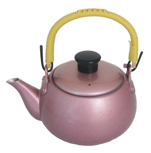 Database byte EVA color pink teapot vine 06L with tea strainer 027 005 japan import