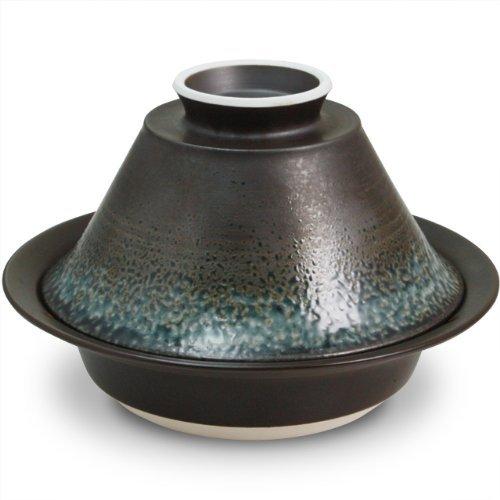 KamaKama Japanese Tagine pot Pot Heat-resistant Ceramics Lid PorcelainSizecm Diameter 205x56  Diameter 175x9ka100142