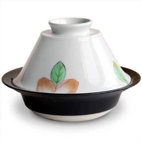 KamaKama Japanese Tagine pot Pot Heat-resistant Ceramics Lid Porcelainka100159