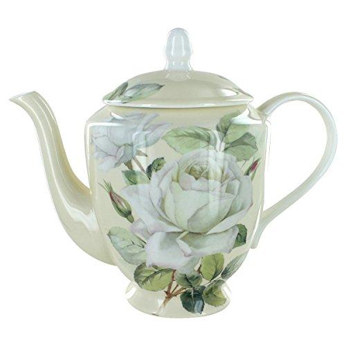 Iceberg Bone China - 4 Cup Teapot