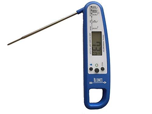 Blumex Digital Instant Read Thermometer - BBQ - Grill - Probe - Meat - Turkey - Roast