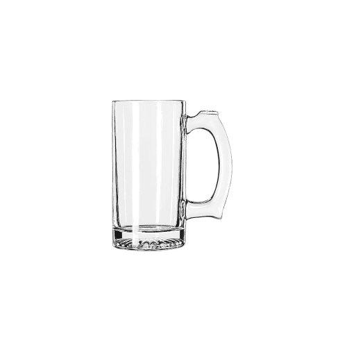 Libbey 5273 Clear 12 Ounce Mug - 12  CS