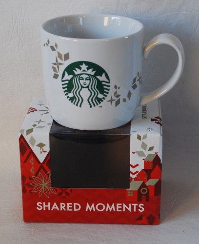 Starbucks Coffee Mug Holiday 2013