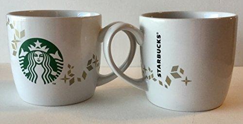 Starbucks Coffee Mugs 14 oz 2013 Holiday Collection