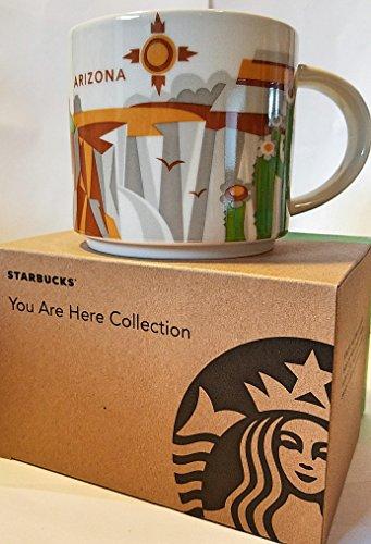 Starbucks  you are Here  Series Arizona Coffee Mug