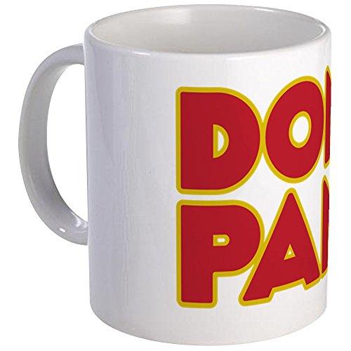 CafePress - Dont Panic Transparent Mug - Unique Coffee Mug Coffee Cup