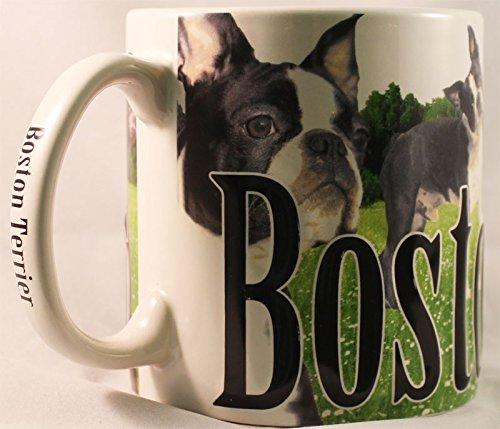 Boston Terrier - 18 OZ Coffee Mug