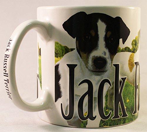 Jack Russell Terrier - 18 Oz Coffee Mug
