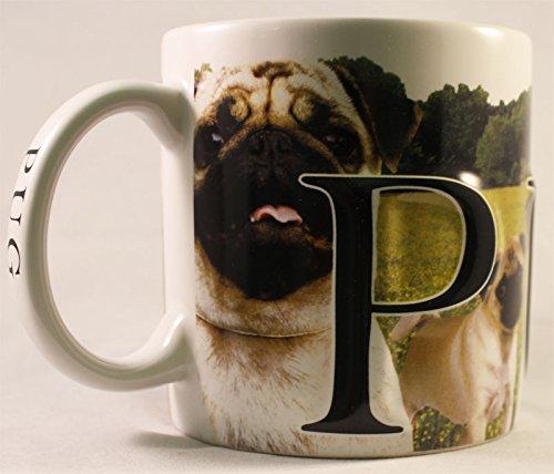 Pug - 18 OZ Coffee Mug