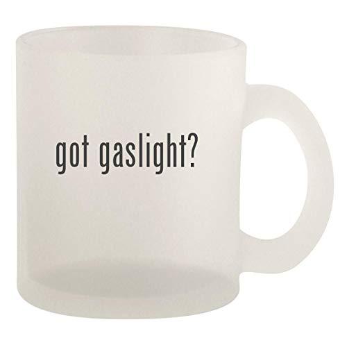 got gaslight - Glass 10oz Frosted Coffee Mug