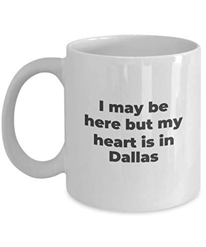 Dallas Texas Coffee Mug or Tea Cup Gifts and Souvenirs TX