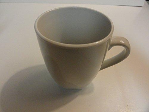 White Porcelain Coffee Mug
