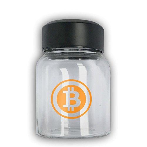 Mini Travel Mug Bitcoin Small Mug Glass Mug