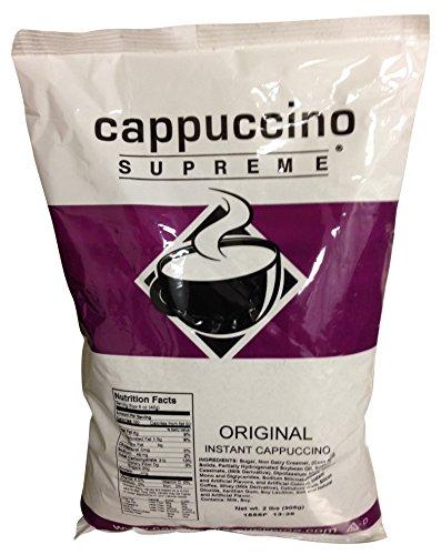 Original Cappuccino Mix 6 X 2lb Bags