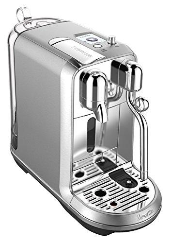 Breville-Nespresso USA BNE800BSSUSC Nespresso Creatista Plus Coffee Espresso Machine 1 Stainless Steel