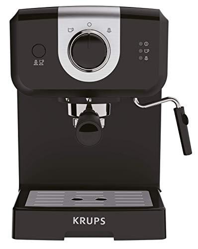 KRUPS XP3208 15-BAR Pump Espresso and Cappuccino Coffee Maker 15-Liter Black