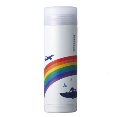 Starbucks Rainbow tumbler ANA limited Suparea