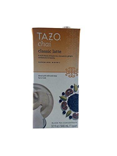 Tazo Concentrate Chai Latte Tea 32 Ounce -- 6 per case