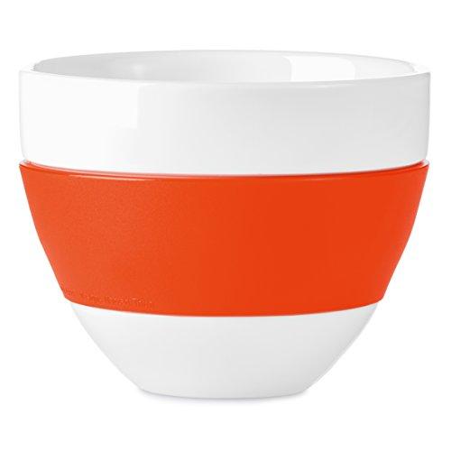 Koziol AROMA Latte Cup 300ml Solid Tangerine