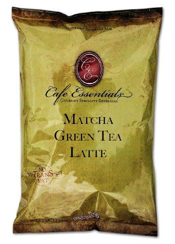 Cafe Essentials Matcha Green Tea Latte 35 Pound Bag