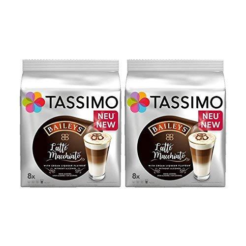 Tassimo Baileys Latte Macchiato 2-Pack